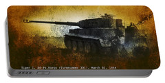 Tiger Tank Portable Battery Charger