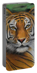 Tiger - The Heart Of India Portable Battery Charger