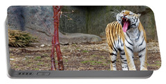 Tiger Tiger Burning Bright Portable Battery Charger