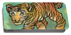 Tiger Trance Portable Battery Charger