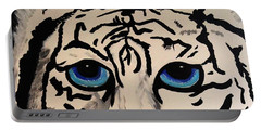Tigger Portable Battery Charger by Nora Shepley
