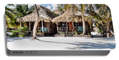 Tiki Huts Portable Battery Charger