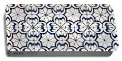 Tiles Souvenir Lisbon Portable Battery Charger