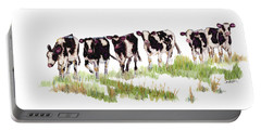 Till The Cows... Portable Battery Charger