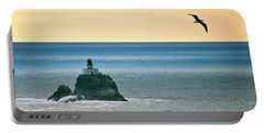 Tillamook Lighthouse Portable Battery Charger