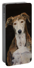 Tilly The Lurcher Portable Battery Charger