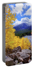 Portable Battery Charger featuring the photograph Time by Chad Dutson