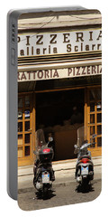 Time For Pizza Portable Battery Charger