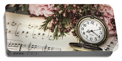 Timeless Classics Portable Battery Charger