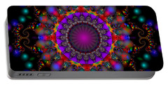 Portable Battery Charger featuring the digital art Timeless by Robert Orinski