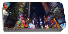 Times Square Moonlight Portable Battery Charger