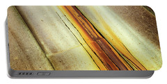 Tin Roof Abstract Portable Battery Charger