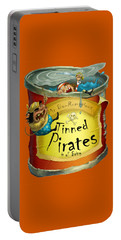 Tinned Pirates Portable Battery Charger