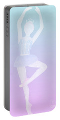 Tiny Dancer Ballerina Portable Battery Charger