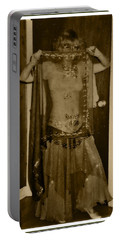Portable Battery Charger featuring the photograph Tiny Dancer by Denise Fulmer