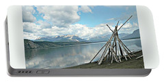 Tipi Like Portable Battery Charger