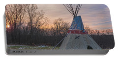 Tipi Sunset Portable Battery Charger