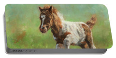 Titch. Minature Horse Foal Portable Battery Charger