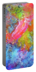 Title. Intermezzo Odyssey Painting Portable Battery Charger