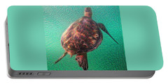 Tito The Turtle Portable Battery Charger