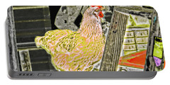 To Climb The Corporate Ladder . . . Portable Battery Charger