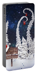 To The North Pole Portable Battery Charger