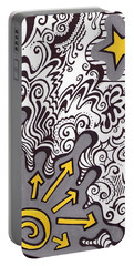 To The Stars Portable Battery Charger