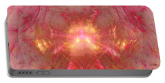 Portable Battery Charger featuring the digital art To The Successors by Jeff Iverson