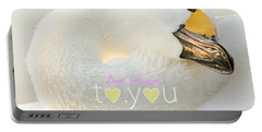 To You #001 Portable Battery Charger
