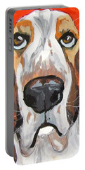 Toby Portable Battery Charger by Barbara O'Toole