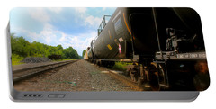 Tobyhanna Freight Train Portable Battery Charger