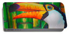 Toco Toucan Portable Battery Charger