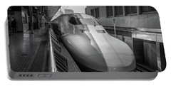Tokyo To Kyoto Bullet Train, Japan 3 Portable Battery Charger