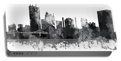 Toledo Ohio Skyline Portable Battery Charger