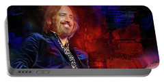 Tom Petty And The Heartbreakers Portable Battery Charger