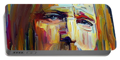 Tom Petty Tribute Portrait 4 Portable Battery Charger