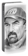 Tom Selleck Portable Battery Charger
