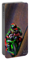Tom Sykes 2016 Kawasaki Portable Battery Charger