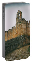 Tomar Castle, Portugal Portable Battery Charger