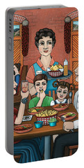 Tomasitas Restaurant Portable Battery Charger