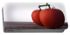 Tomatoes On A Vine Portable Battery Charger