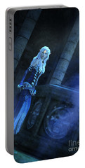 Tomb Of Shadows Portable Battery Charger