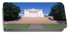 Tomb Of The Unknown Soldier, Arlington Portable Battery Charger by Panoramic Images
