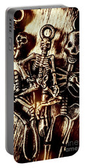 Tones Of Halloween Horror Portable Battery Charger