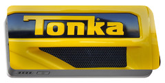 Tonka Truck Logo Portable Battery Charger