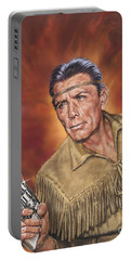 Tonto - Jay Silverheels Portable Battery Charger
