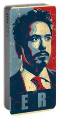 Tony Stark Portable Battery Charger
