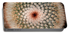 Top Of Cactus Portable Battery Charger