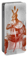 Top Warrior In The World Hari Singh Nalwa  Portable Battery Charger