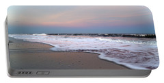 Topsail Dome-esticated Evening Portable Battery Charger by Betsy Knapp